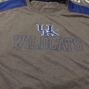 Dri-fit Kentucky Wildcats tee